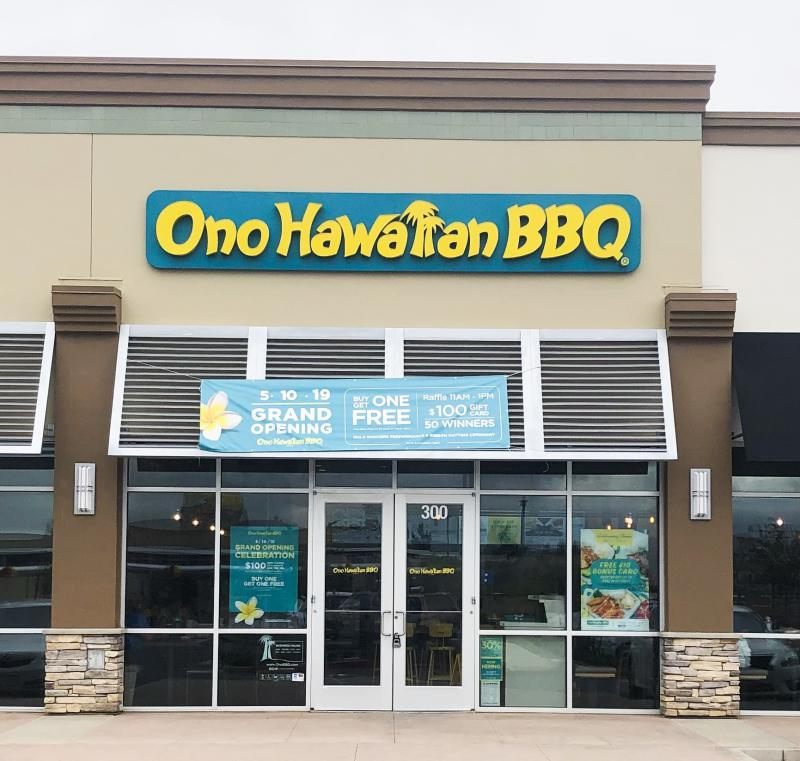 Ono Hawaiian BBQ Beaumont