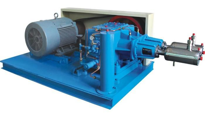 Cryogenic Equipment for LNG