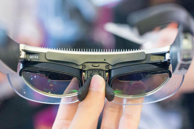 Smart Augmented Reality Glasses