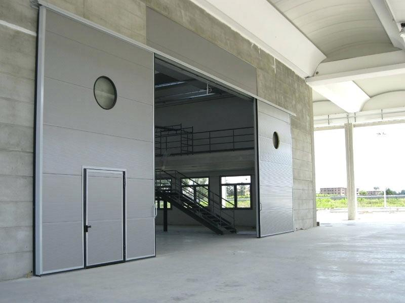 Industrial Automatic Doors Market