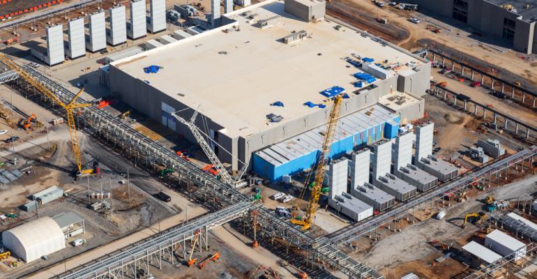 Global Data Center Construction Market
