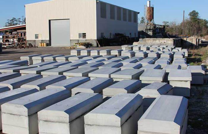 Precast Concrete Products Market