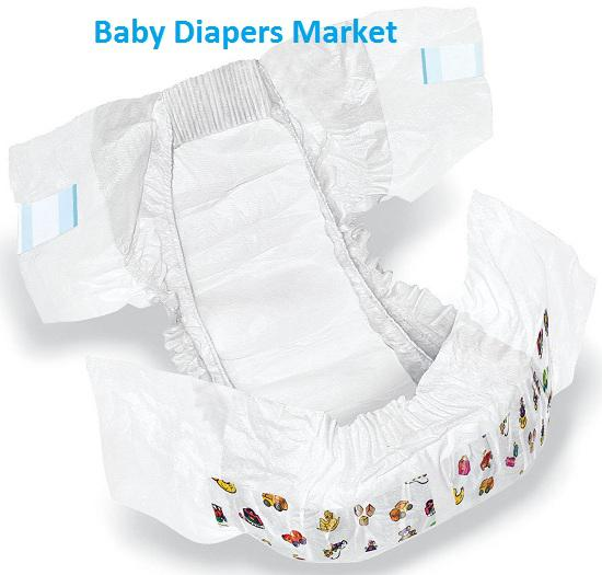 Global Baby Diapers Market is Estimated to Reach $59.4 billion