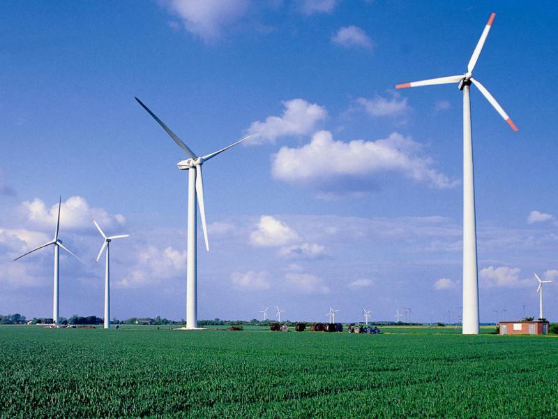 Large Wind Turbine