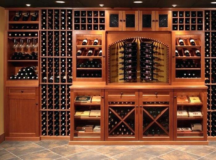 Wine Storage Cabinets Market