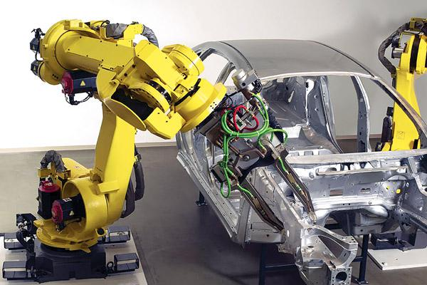 Automotive Industrial Robotics Market