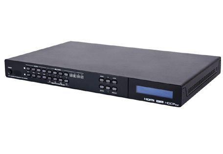 A-Neuvideo ANI-42HPIP 4K@60Hz UHD+ 4x2 HDMI Seamless Switching