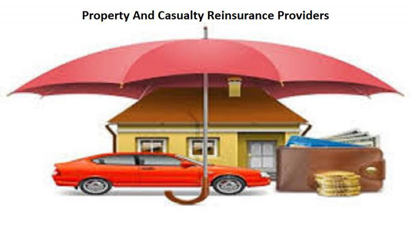 Global Property and Casualty Reinsurance Market, Top key