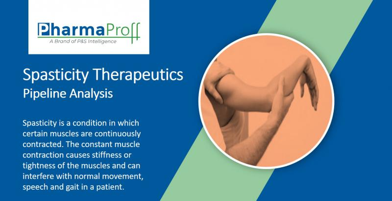 Spasticity Therapeutics- Pipeline Analysis 2018 | Top Player