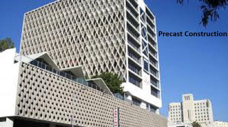 Precast Construction Market