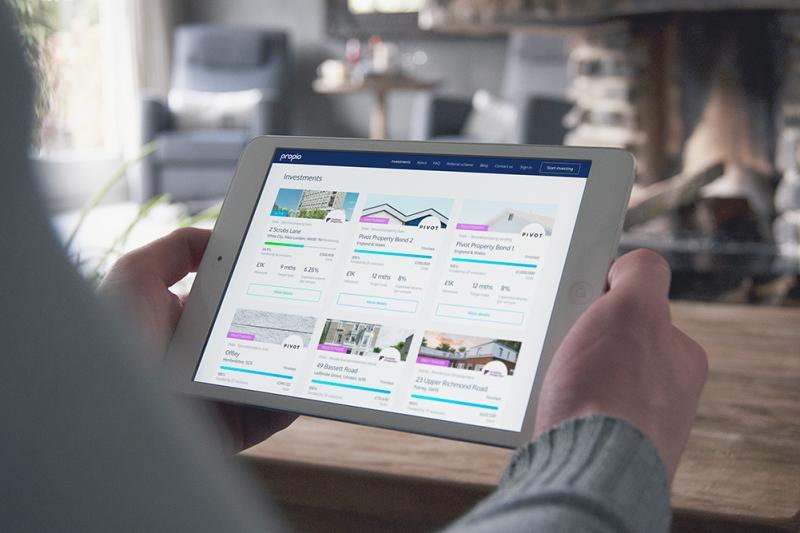 Online Investment Platform Market