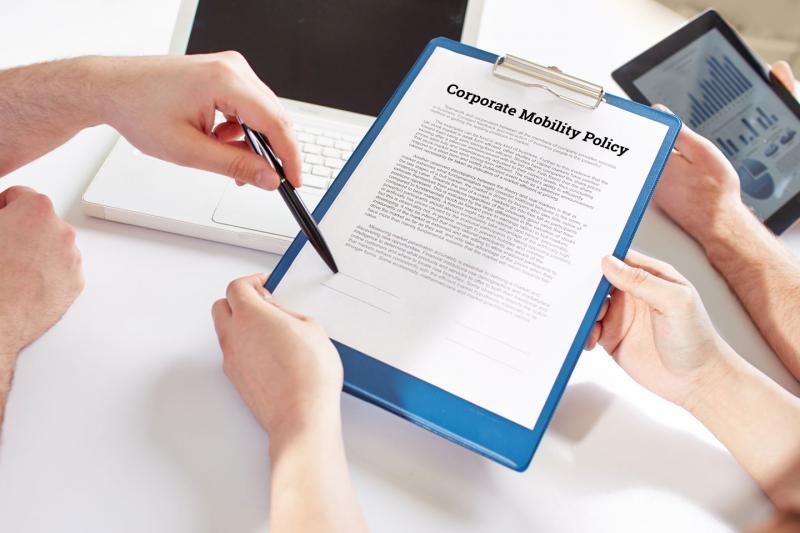 Global Corporate Mobility Market, Top key players are Microsoft