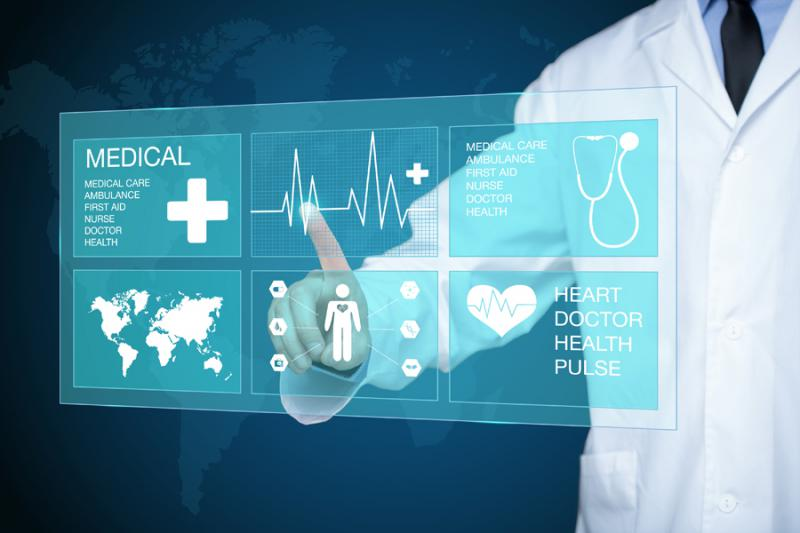 Internet Of Things In The Healthcare Sector Market