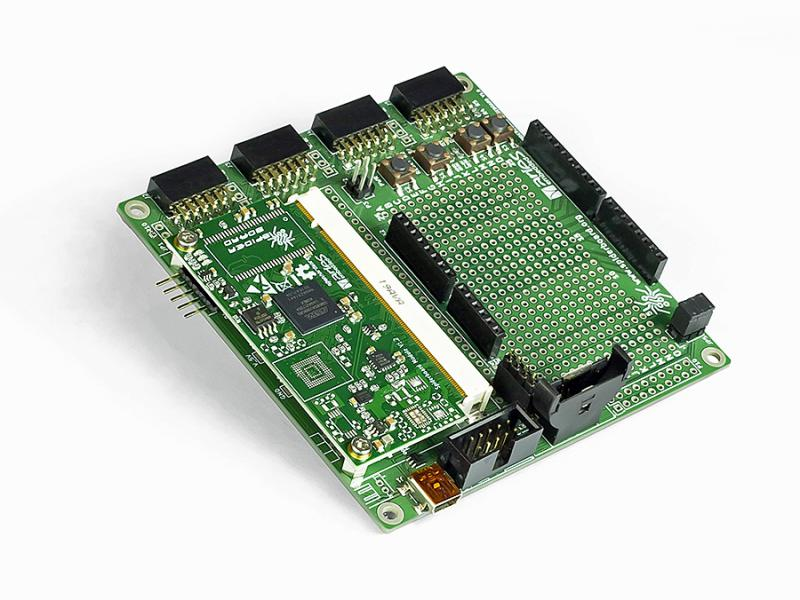 SpiderBase and SpiderSoM from ARIES Embedded with Intel® MAX®10 FPGA expand user community for FPGAs