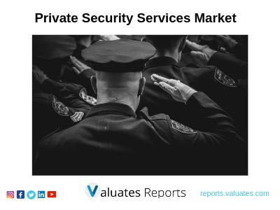 The Global Private Security Services Is Expected To Grow At A CAGR