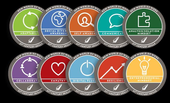 Global Digital Badges in Education Market,Top key players