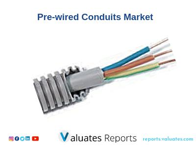 Europe Pre-wired Conduits total market size is estimated to be