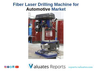 Global Fiber Laser Drilling Machine for Automotive Market was