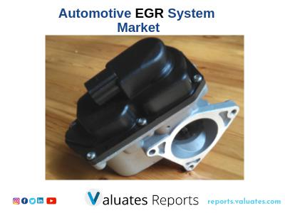 EGR Valve Market was 2450 million US$ in 2018 and is projected