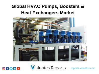 Global HVAC Pumps, Boosters And Heat Exchangers Market -