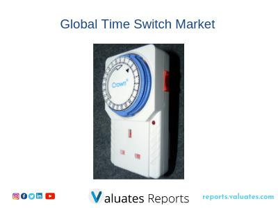 The Time Switch Market was valued at 1380 Million US$ in 2018
