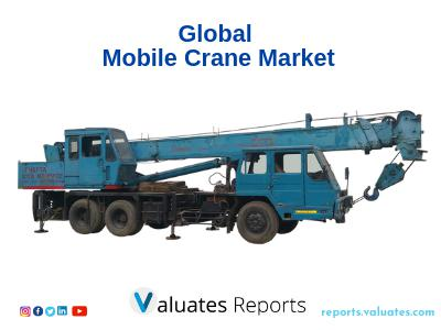 Global Mobile Crane Market was 8930 million US$ in 2018 and will