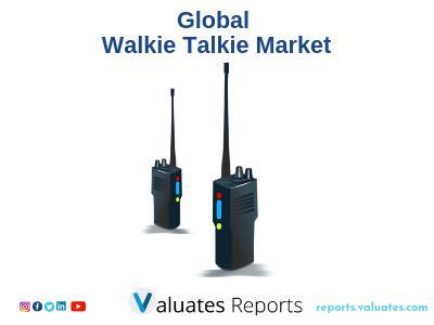 Global Walkie Talkie Market was 5960 Million US$ in 2018 and