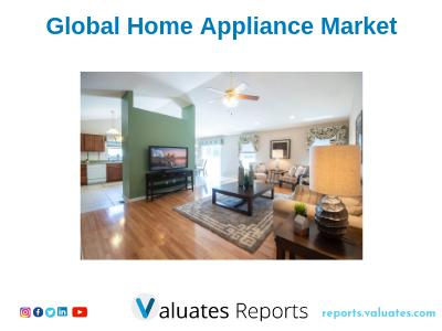 Home Appliance Market was valued at 615100 Million US$ in 2018