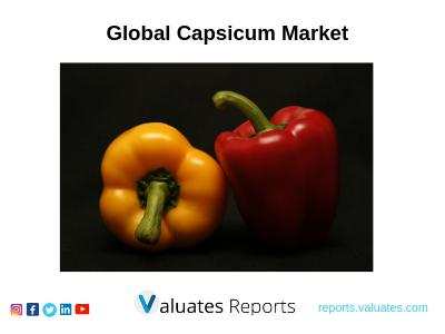 The Global Capsicum Market Is Expected To Reach 11652.38 Million