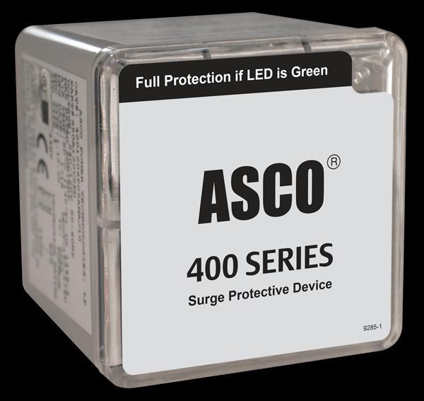 ASCO Model 420 Surge Protective Device