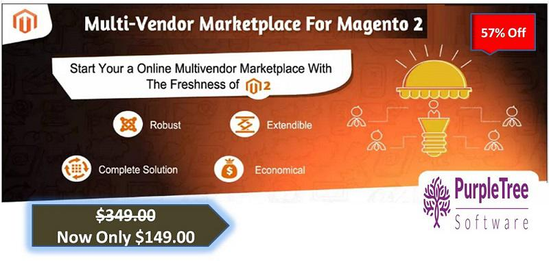 Purpletree Multivendor for Magento and Opencart offers tons
