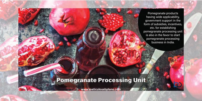 Pomegranate Processing unit