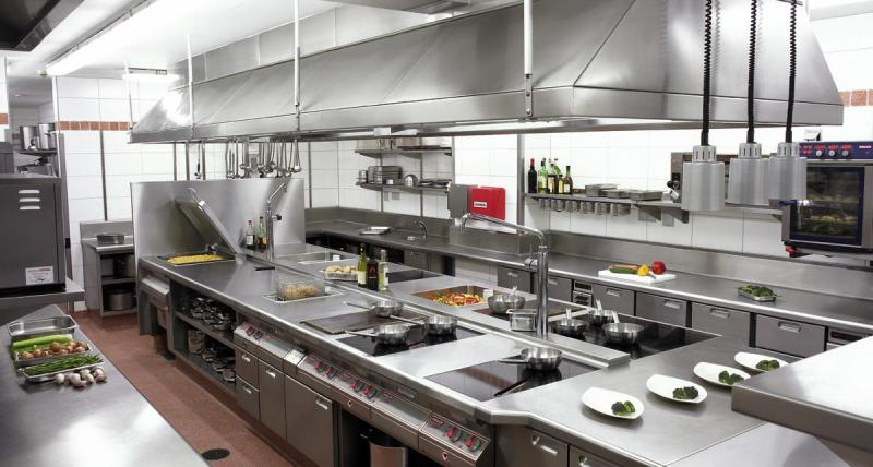 Commercial Kitchen Equipment Market