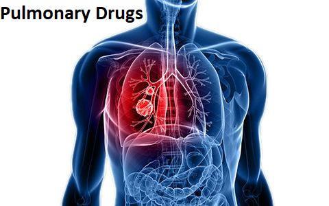 Pulmonary Drugs