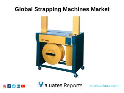 The Strapping Machines Market Was Valued At 1740 Million US$