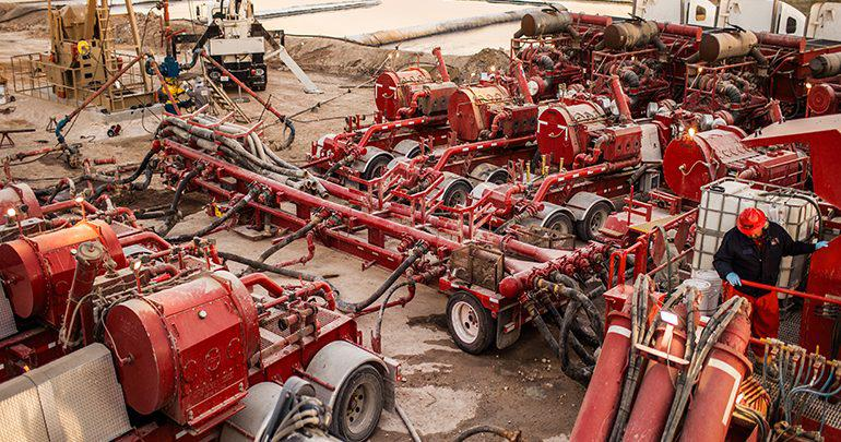 Global Hydraulic Fracturing and Services Market, Top key