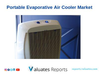 Portable Evaporative Air Cooler market was valued at 320 Million