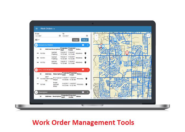 Work Order Management Tools