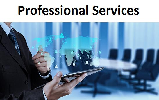 Professional Services Market