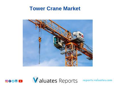 Tower Crane Market was valued at 1430 Million US$ in 2018 and