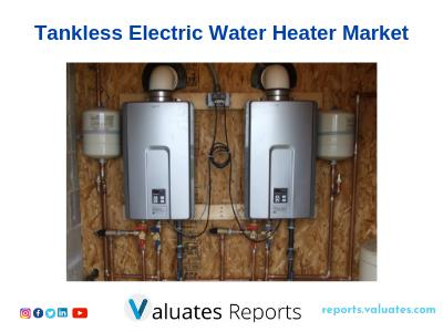 Tankless Electric Water Heater Market Worth, Trends,