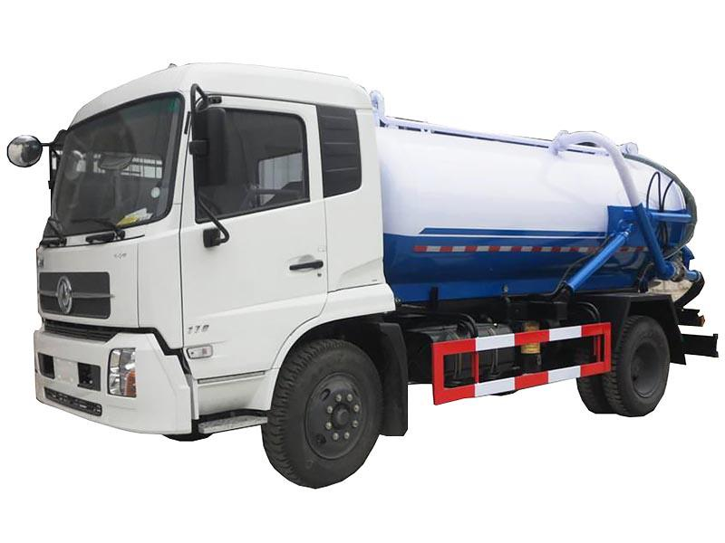 Suction Sewage Truck Market by Top Players – Daimler,