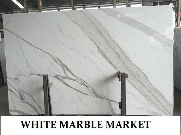 White Marble Market