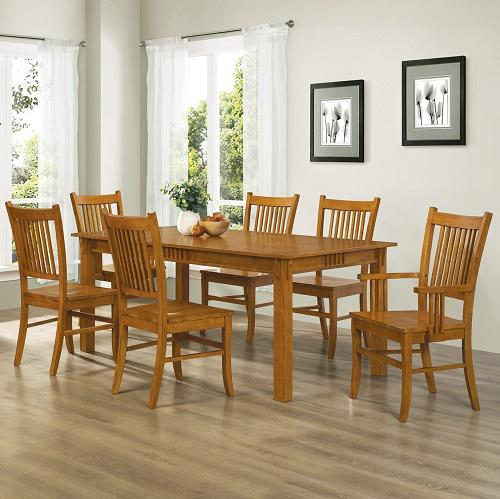 Solid Wood Table and Chair Set Market