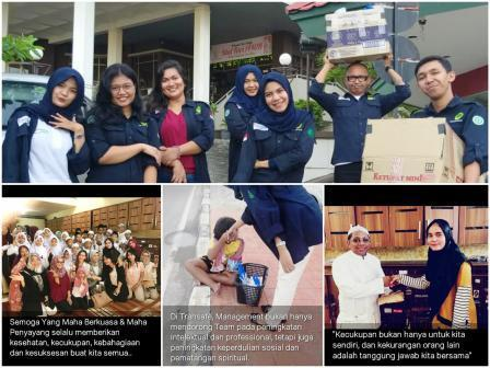 CSR Ramadhan 2019 Transafe Indonesia