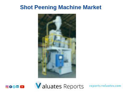 Global Shot Peening Machine Market was valued at 380 Million US$