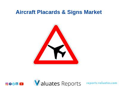 Global Aircraft Placards and Signs Market size will increase