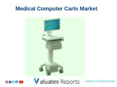 Global Medical Computer Carts Market valued at 320 million US$