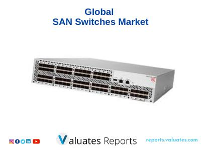 Global SAN Switches market was 1620 million US$ in 2018 and will