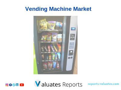 Global Vending Machine Market was valued at 5870 Million US$